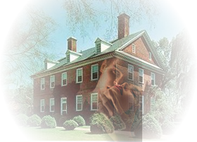 Old Virginia Homes, Ghosts, And The Inspiration Behind My Paranormal Romance Somewhere My Love