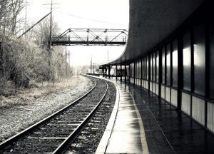 The Staunton Train Station