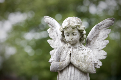 Watching for Angels--Beth Trissel