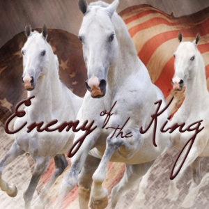 Galloping white horses--Enemy of the King 3