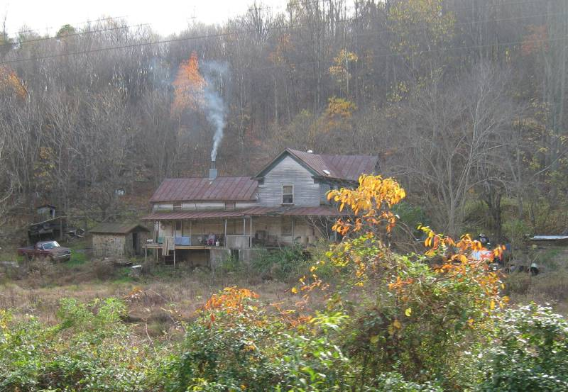 Old Home In The Blue Ridge Mountains One Writer 39 S Way