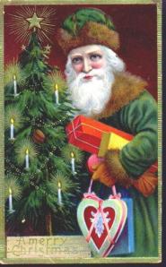 old time Santa