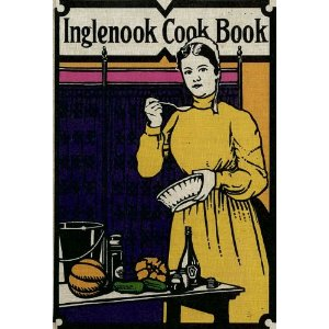 inglenook cookbook