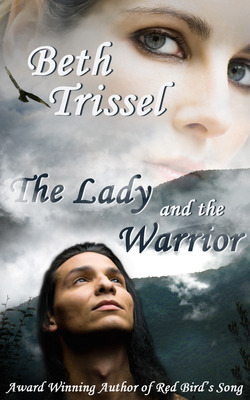 Cover for the Lady and the Warrior