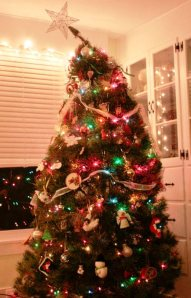 Christmas Tree with Dr. Seuss  Star