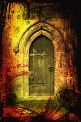 Door, Old, Fantasy, Halloween, Gothic Style, Mystery, Spooky, Wood, Medieval, Doorway (2)