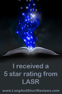 five star rating from LASR
