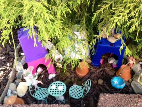 Cailin's fairy garden (2)
