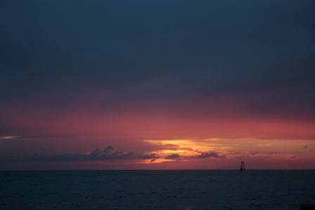 Sunset at the Outer Banks 3