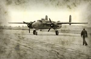 WW11 airplane