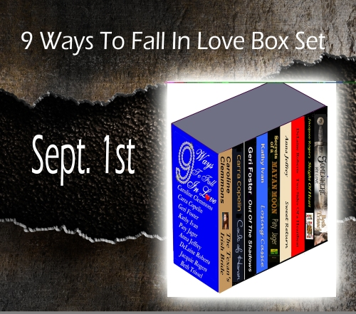 Boxed Set of Romance eBooks