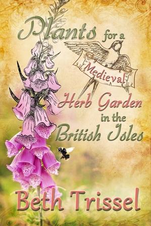 medieval herb garden smaller size