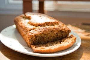 Gluten Free bananna Bread