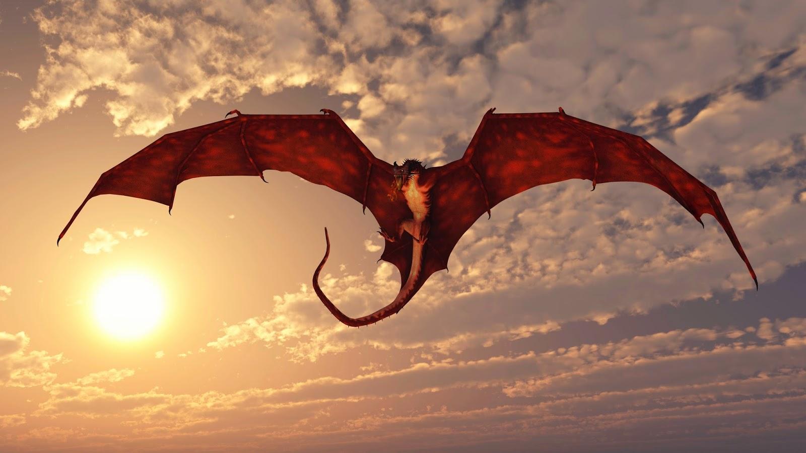 Flying Dragon: Always Speak Politely To An Enraged Dragon. ~Steven Brust