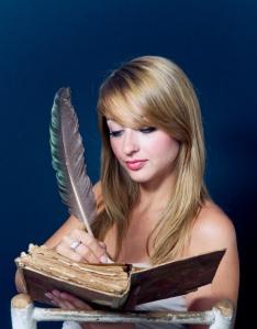 the writing fairy