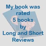 book rated 5 at lasr ARIAL ROUNDED copy