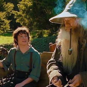 frodo and gandalf1