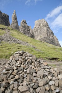 Quiraing; Trotternish; Isle of  Skye