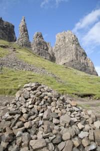 Quiraing; Trotternish; Isle of  Skye
