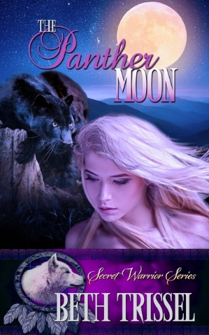 The Panther Moon -- YA paranormal fantasy romance